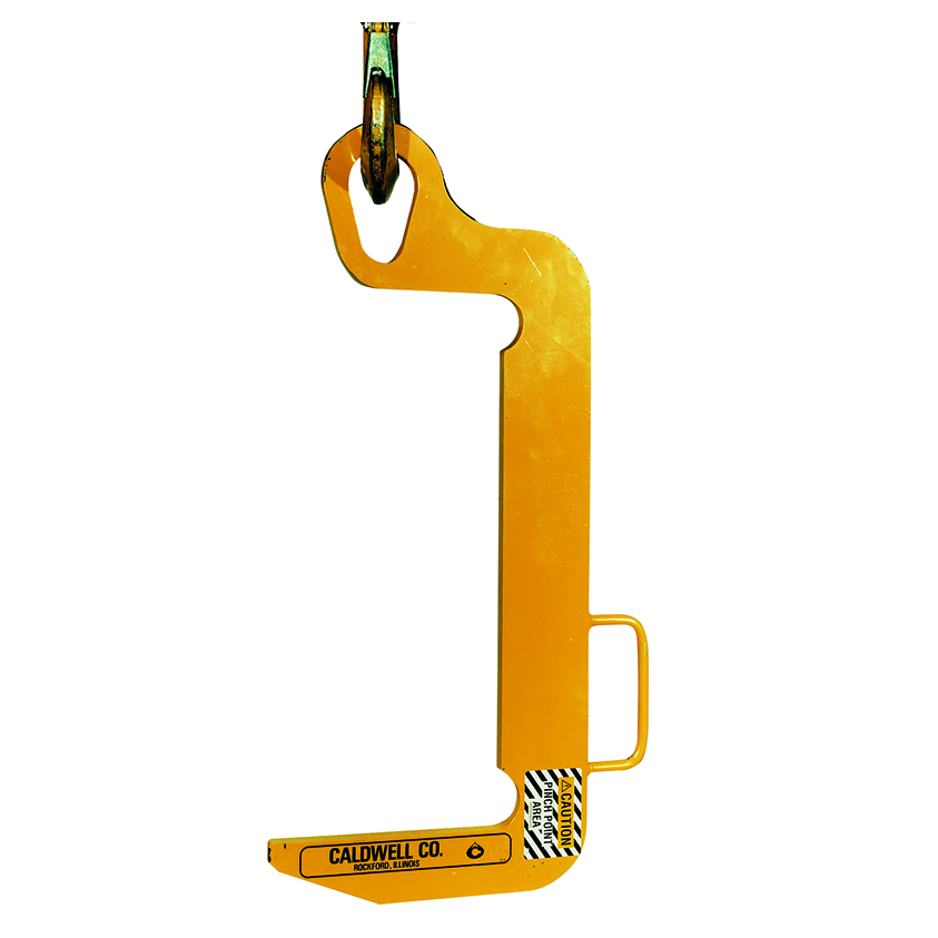 1/2 Ton Caldwell Narrow Coil Hook