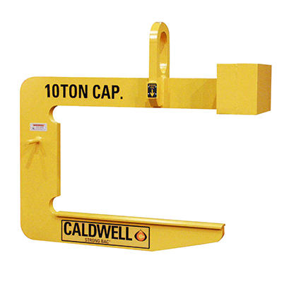 CUSTOM - 7 1/2 Ton Caldwell Heavy Duty 'C' Hook