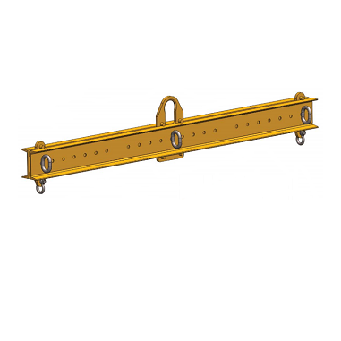 2 Ton HALB Adjustable Lifting Beam