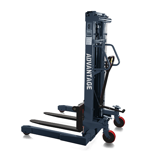 CUSTOM - Advantage Manual - Straddle Stacker - 2200 Lb. Capacity