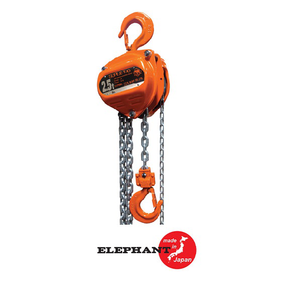 3.1 Ton Elephant Super 100 with Overload Protection