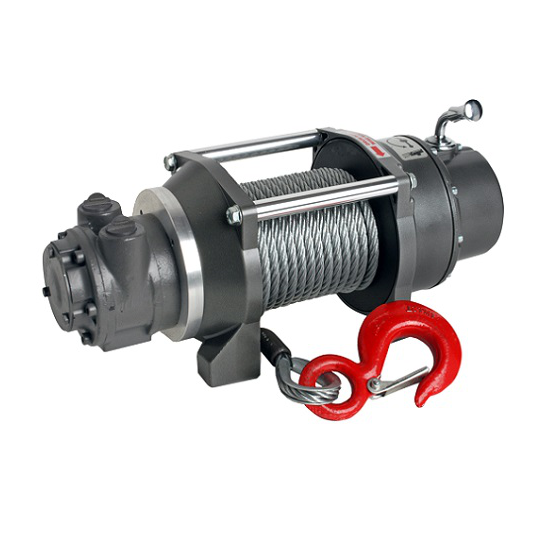 WD Series Pneumatic Winch Pulling Capacity 2,000 Lbs. - 19 FPM
