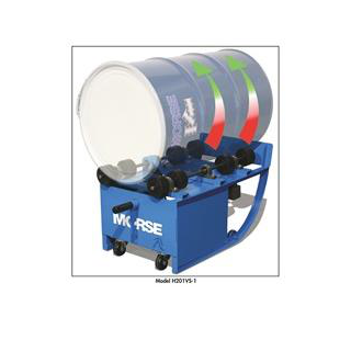 Portable Drum Rollers - Single Phase