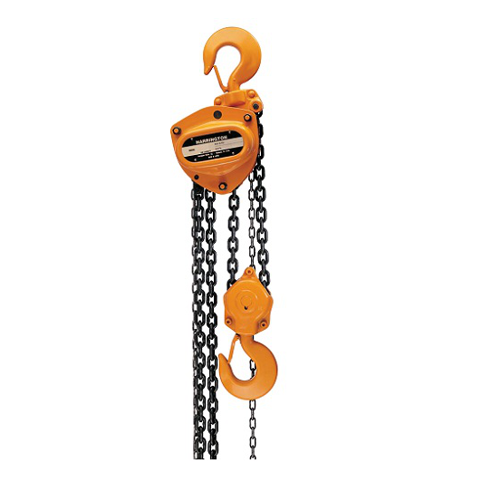 2 Ton Harrington Hand Chain Hoist - CB Series