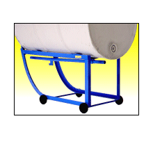 Drum Cradle Truck for Heavy Drums up to 500 Lbs.