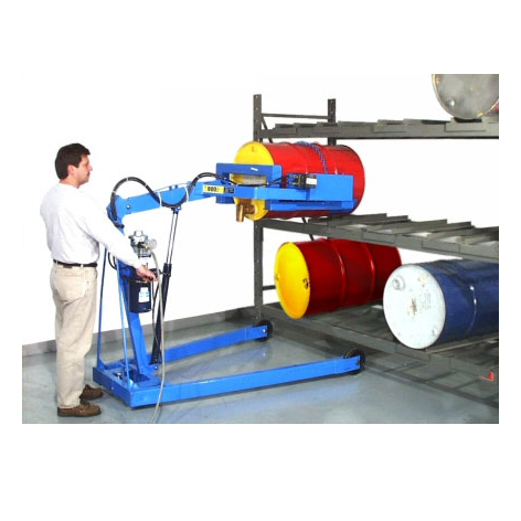 Omni-Lift Drum Rackers - Explosion Proof