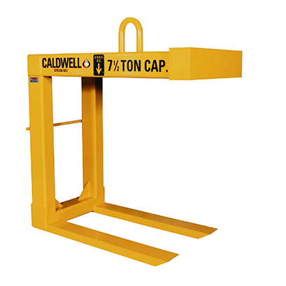 7 1/2 Ton Caldwell Heavy Duty Fixed Fork Pallet Lifter