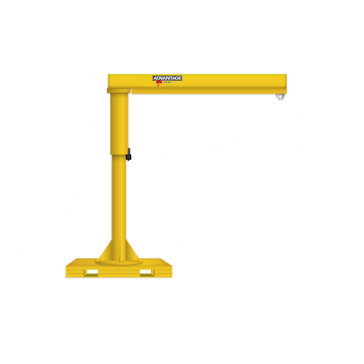 CUSTOM - 1/8 Ton MC-Series Portable Jib Crane