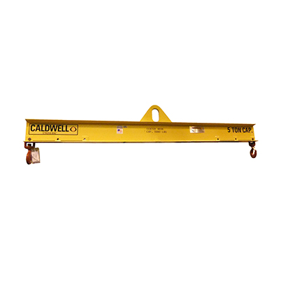 25 Ton Low Headroom Multiple Spread Lifting Beam