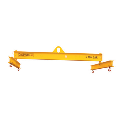 10 Ton Caldwell Standard Adjustable Four Point Lifting Beam