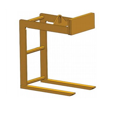 1 Ton HPL Fixed Fork Pallet Lifter