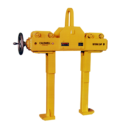 10 Ton Caldwell Vertical Eye Coil Grab