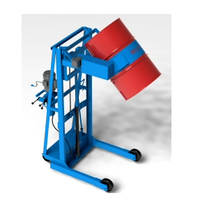 Vertical Lift Drum Pourer - Single Stage
