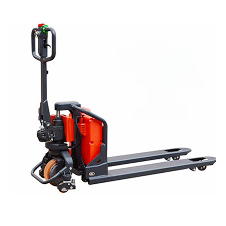 CUSTOM - Advantage Semi-Electric Pallet Jack 3300 Lb. Capacity