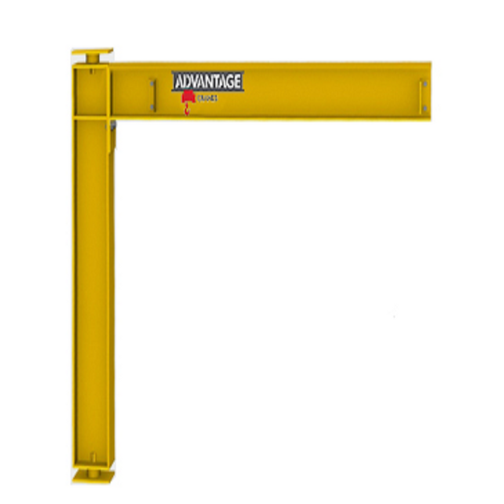 1/2 Ton PM-Series Pillar Mounted Jib Crane