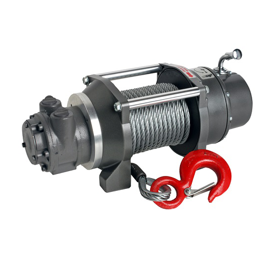 WD Series Electric Winch Pulling Capacity 2,400 lbs. - 10 fpm