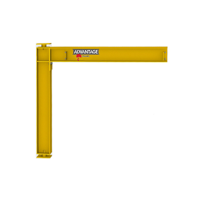 CUSTOM - 1 Ton PM-Series Pillar Mounted Jib Crane
