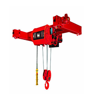 5 Ton Advantage Top Running Hoist 3-26 FPM 430/3/60V Three Phase