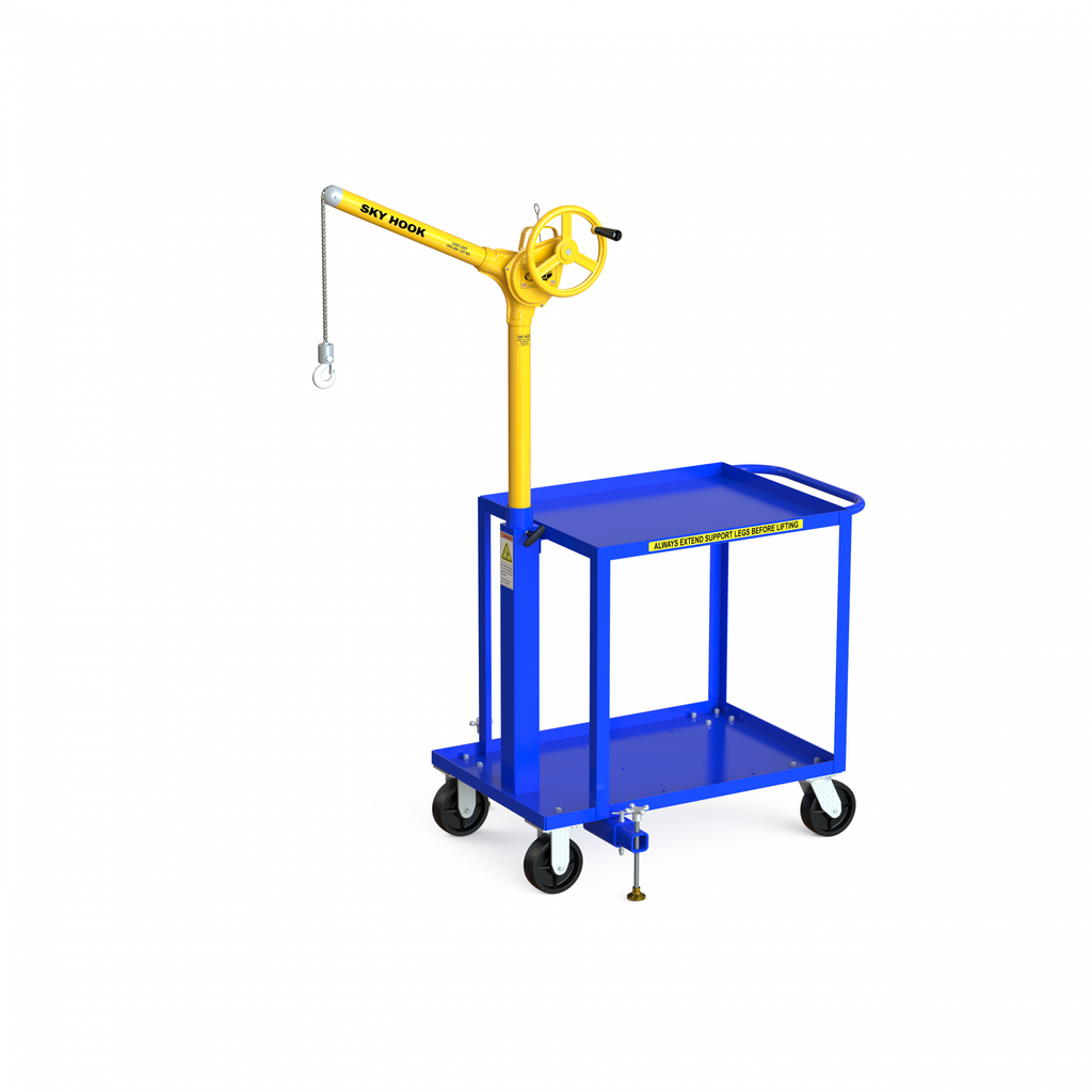 CUSTOM - Sky Hook 8570 W/ Mobile Cart Base