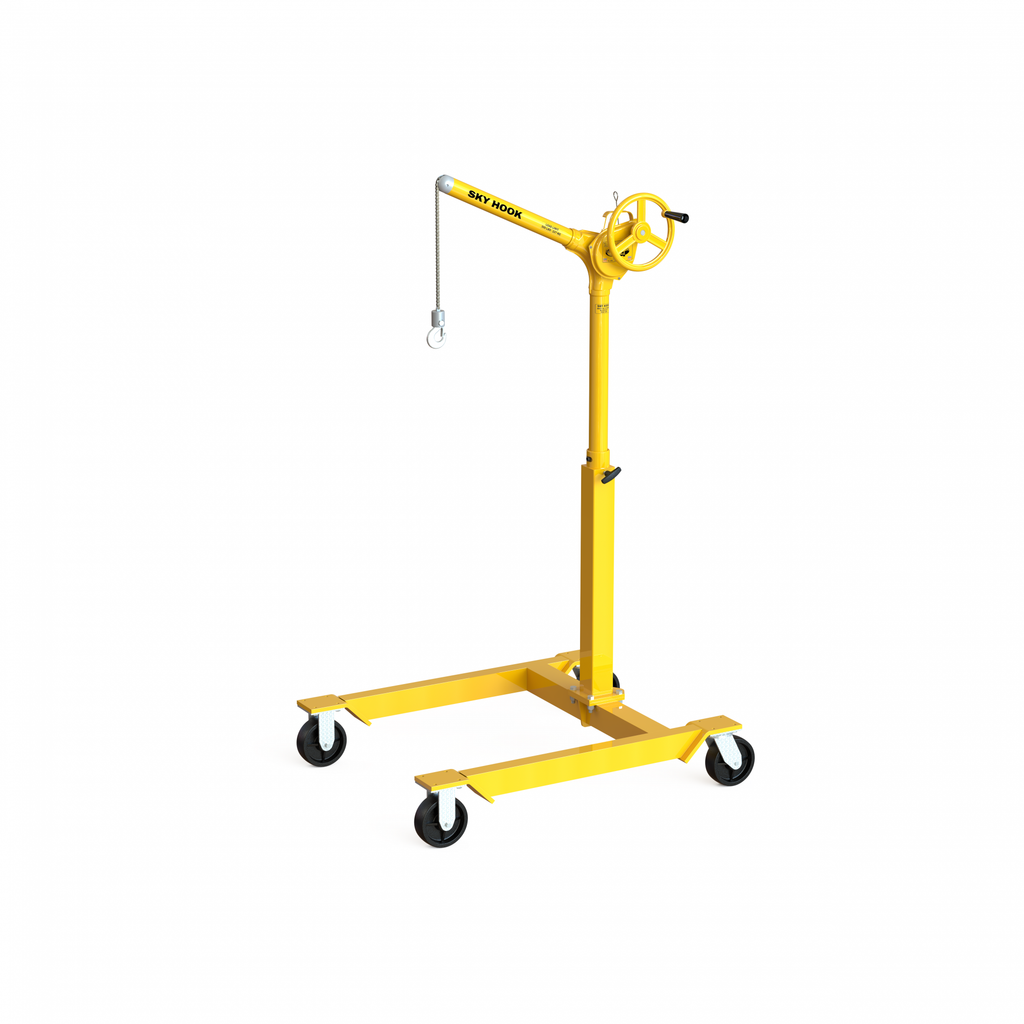 Sky Hook 8560 W/Mobile Cherry Picker Base