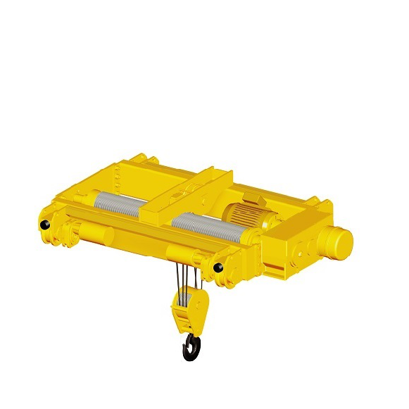 10 Ton Terminator T30 Base Mounted Hoist 14 FPM 10 HP