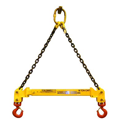20 Ton Caldwell Adjustable Spreader Beam