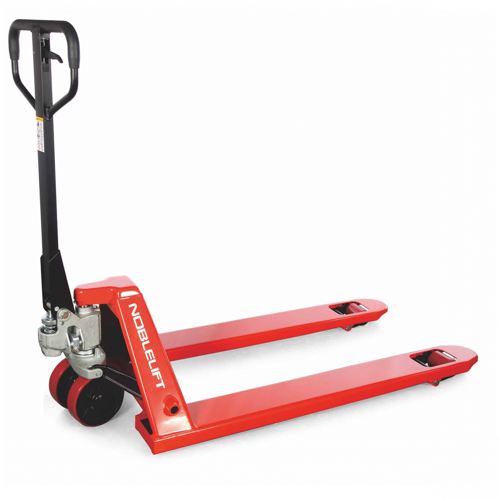 CUSTOM - Heavy-Duty Pallet Jack 6600 Lb. Capacity