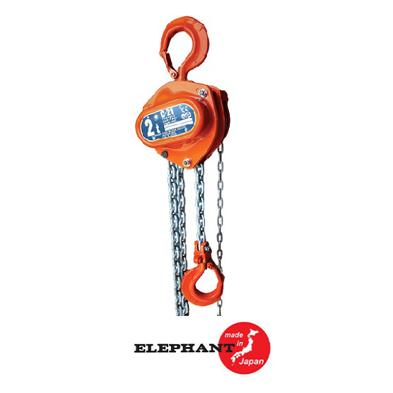 3 Ton Elephant C21 Series