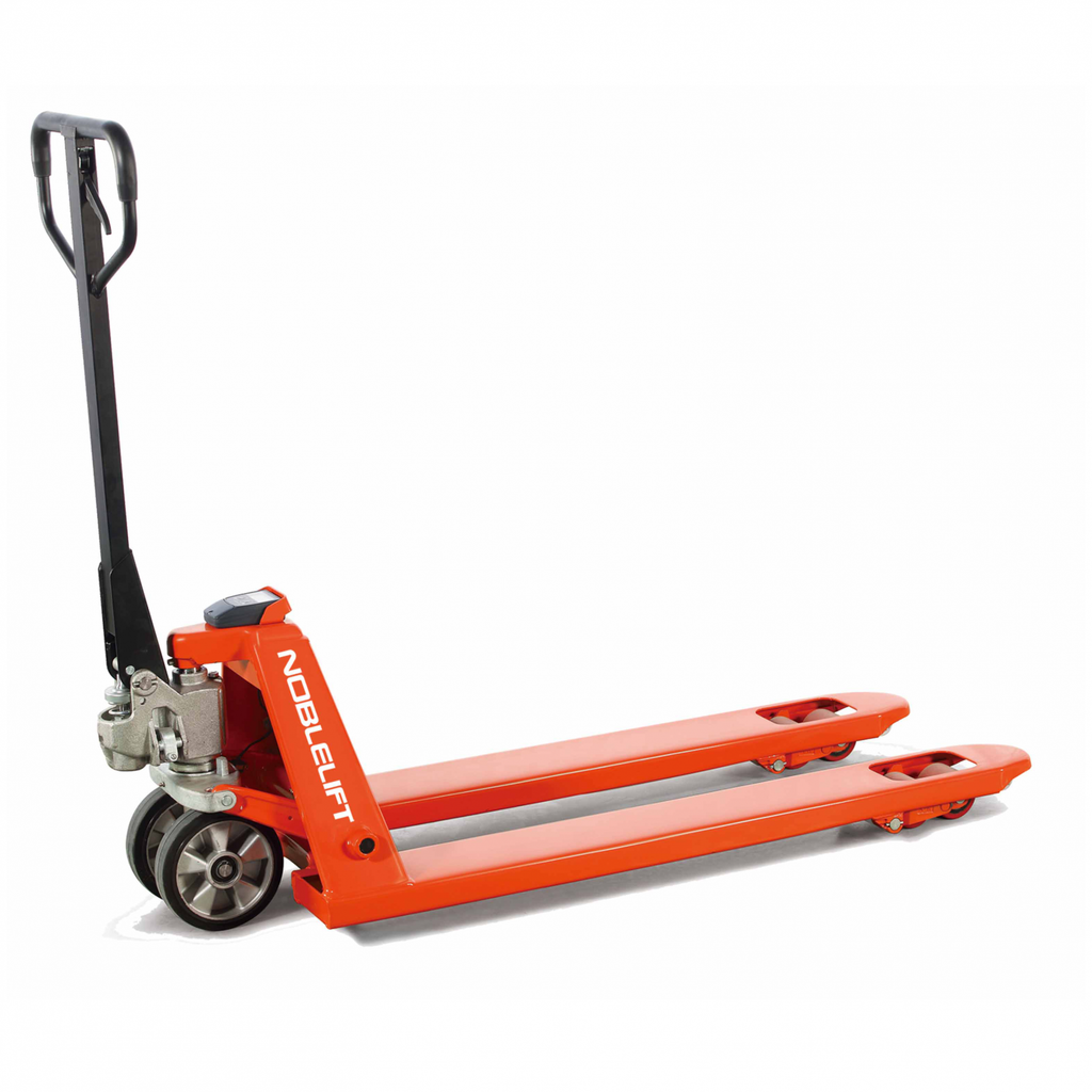 CUSTOM - Scale Pallet Jack 4400 Lb. Capacity - With Smart Weight Indicator