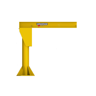 CUSTOM - 5 Ton H-Series Floor Mounted Jib Crane