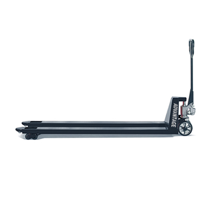 CUSTOM - Advantage Extra Long Fork Pallet Jack 4400 Lb. Capacity