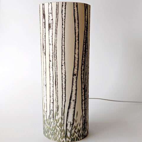 Birch Trees Lamp