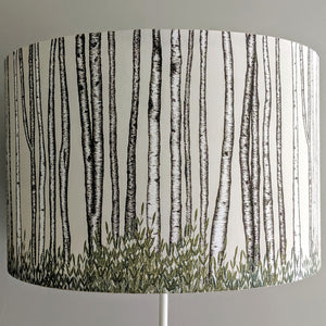 Birch Trees Lampshade
