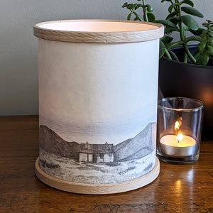 The Bothy Candle Cover
