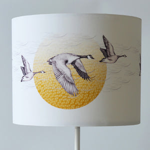 Canada Geese Lampshade
