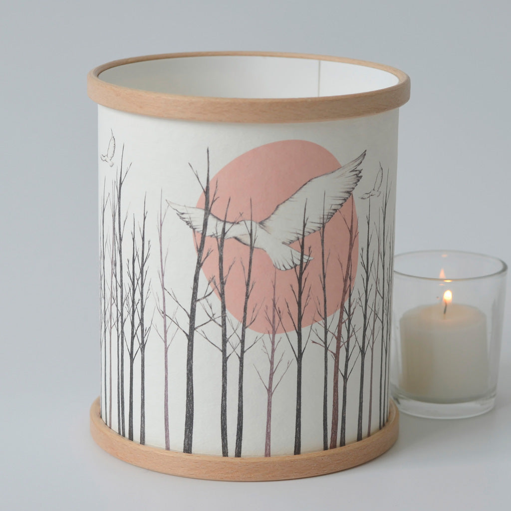 Flight Candle Cover
