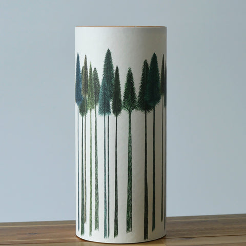 Green Trees Lamp