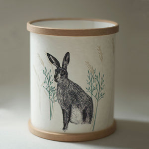 Wild Hare Candle Cover