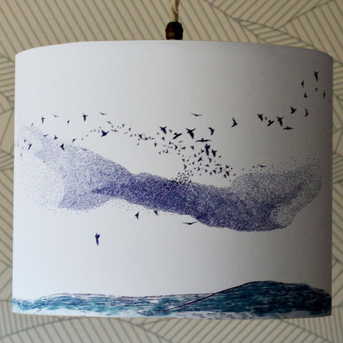 Murmuration Lampshade