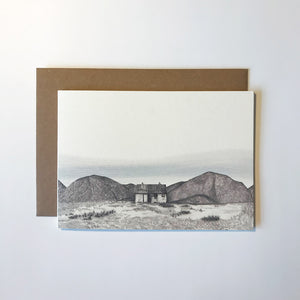 The Bothy Greetings Card