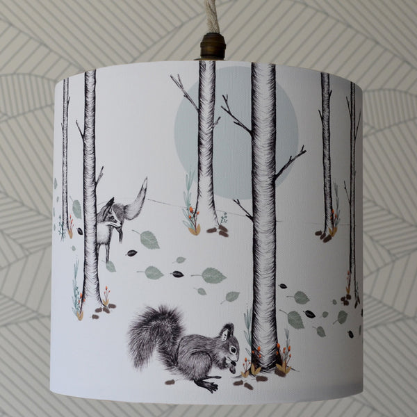 Woodland Lampshade