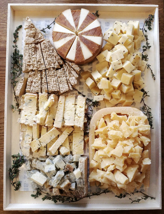 Nos planches : Fromages, 10 personnes