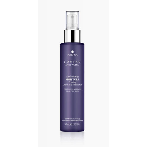 Alterna Anti-Aging Replenishing Moisture Priming Leave-In Conditioner 147ml Hudson Hair | Award Winning Hair Salon Brisbane