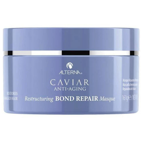 Alterna Caviar Restructuring Bond Repair Masque 161g Hudson Hair | Award Winning Hair Salon Brisbane