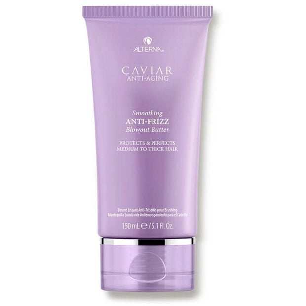 Alterna Caviar Smoothing Anti-Frizz Blowout Butter 150ml Hudson Hair | Award Winning Hair Salon Brisbane