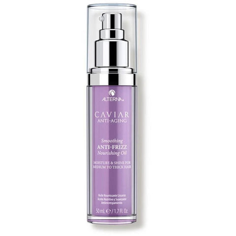 Alterna Caviar Smoothing Anti-Frizz Nourishing Oil 50ml Hudson Hair | Award Winning Hair Salon Brisbane