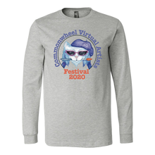 Load image into Gallery viewer, Virtual Art Fest 2020 Kitty Long Sleeve
