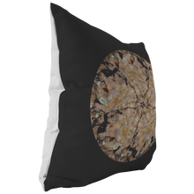 Load image into Gallery viewer, Kaleidoscope Veiw of a Colorado Stone Pillow