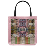 Colorful Creatures at Colorado Paint Mines-Tote Bag