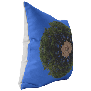 I Will Survive Tree Pillow